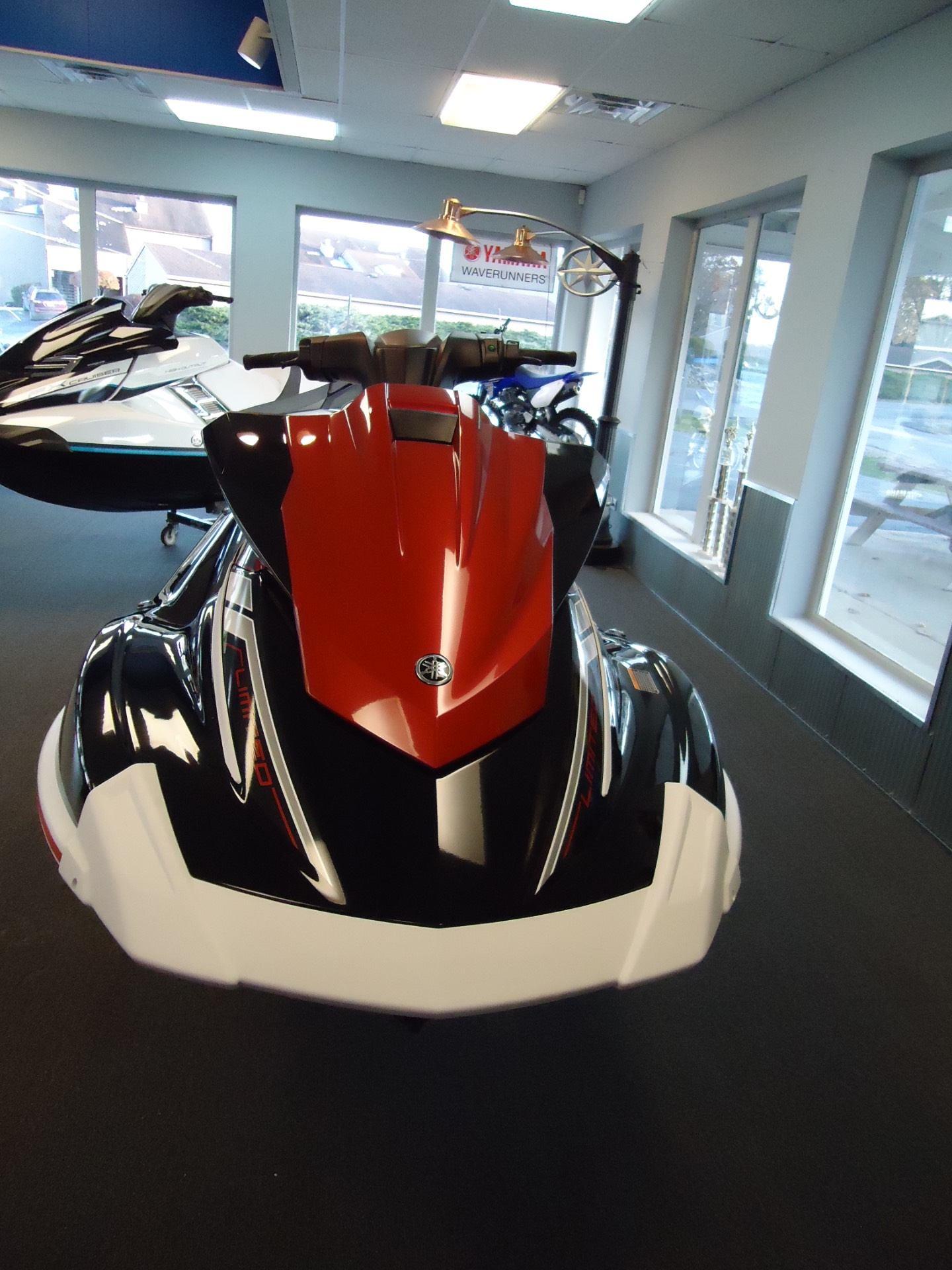 2018 Yamaha VX Limited 2