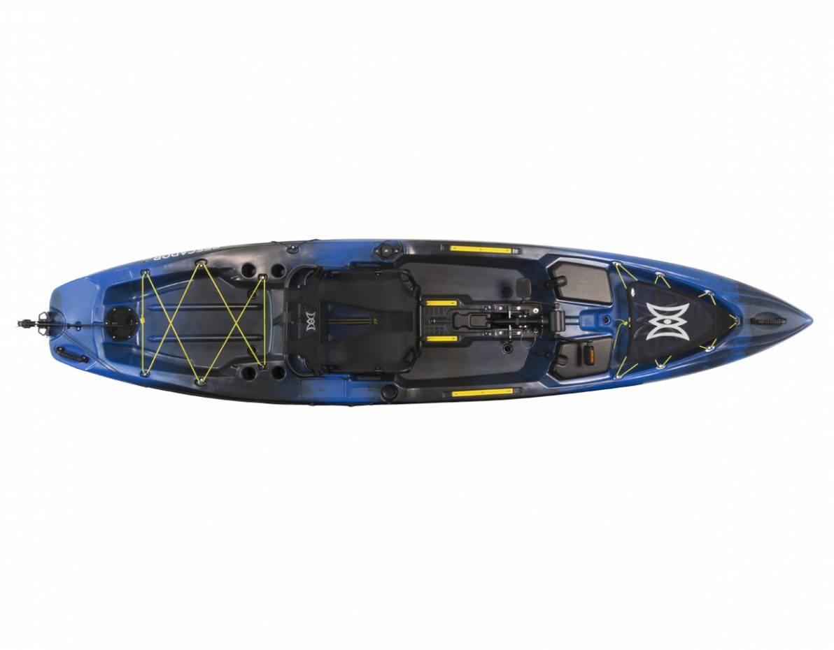 2018 Perception Kayak Pescador Pilot in Coloma, Michigan