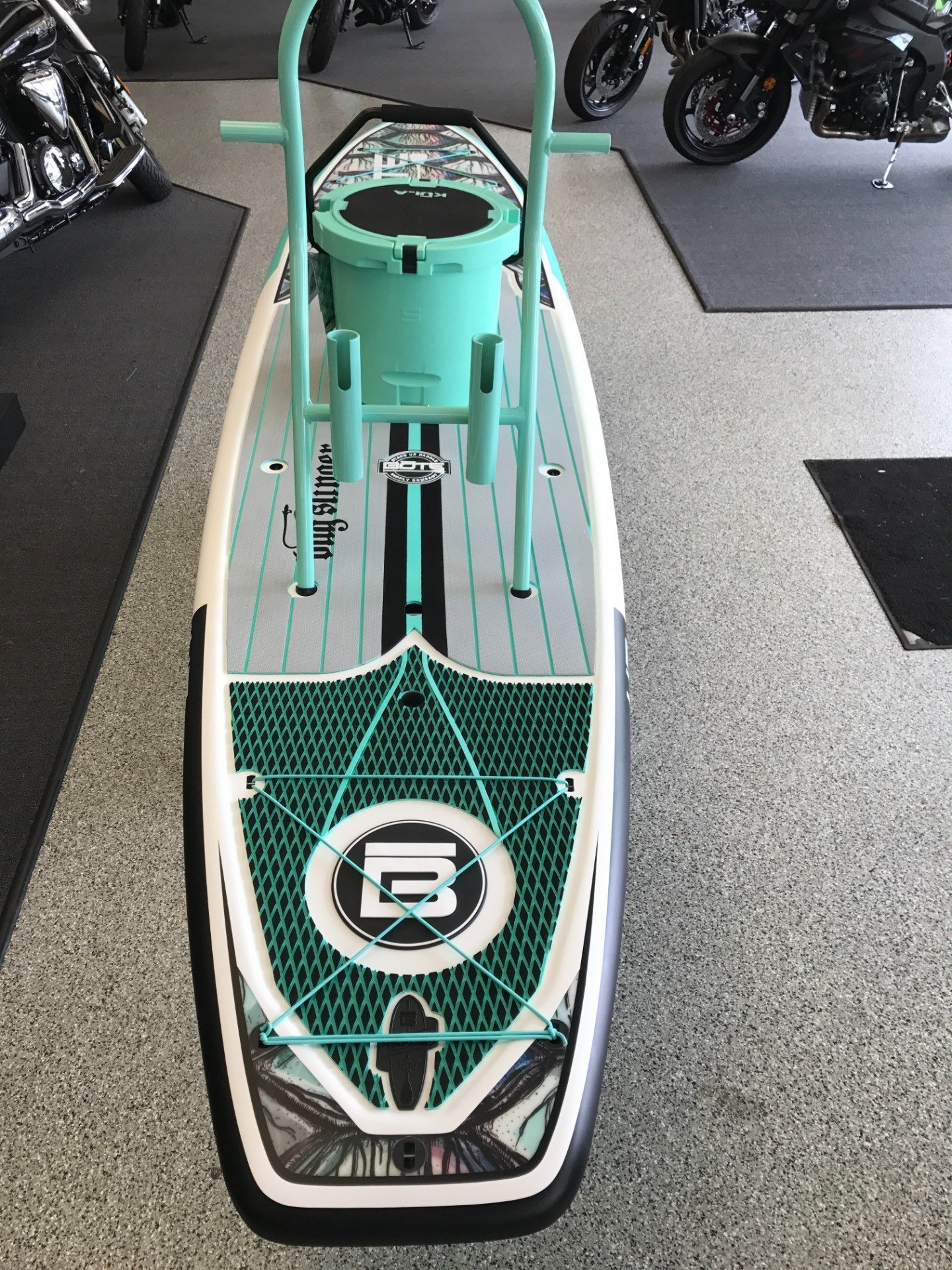 2017 Bote 12' HD Bugslinger in Coloma, Michigan
