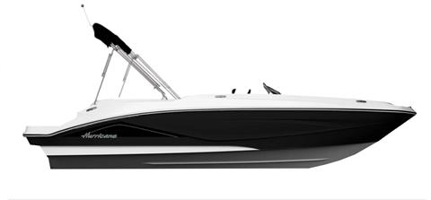 2021 Hurricane Sun Deck Sport 185 in Coloma, Michigan - Photo 1