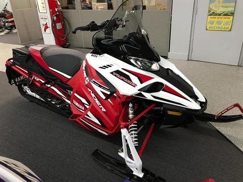 2017 Yamaha Sidewinder LTX-LE in Coloma, Michigan