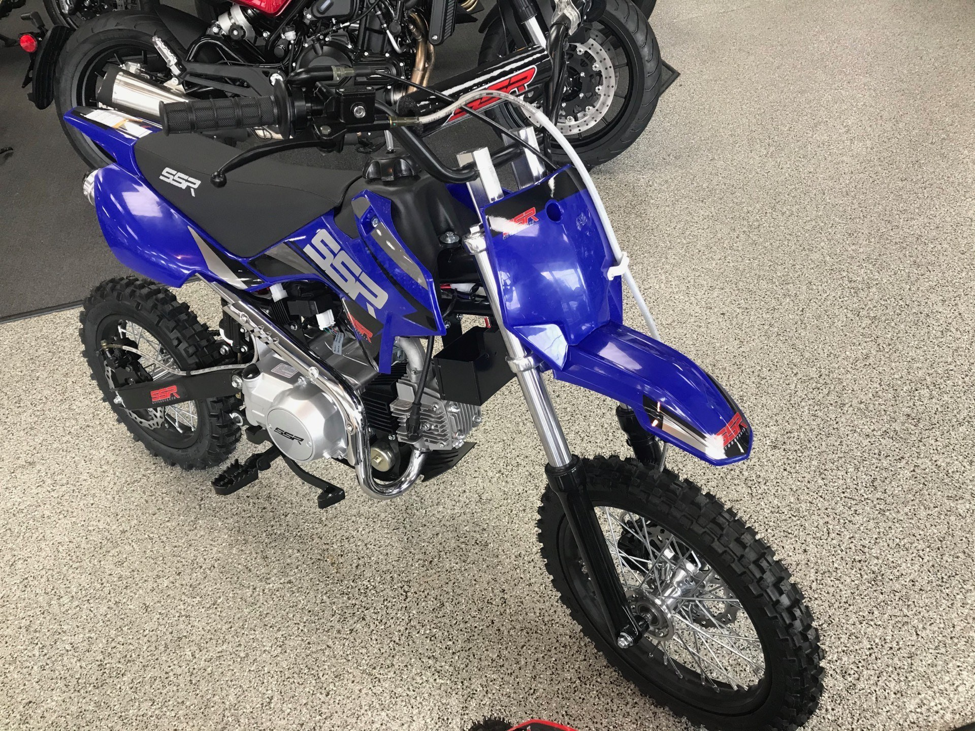 2021 SSR Motorsports SR125 Auto in Coloma, Michigan - Photo 3