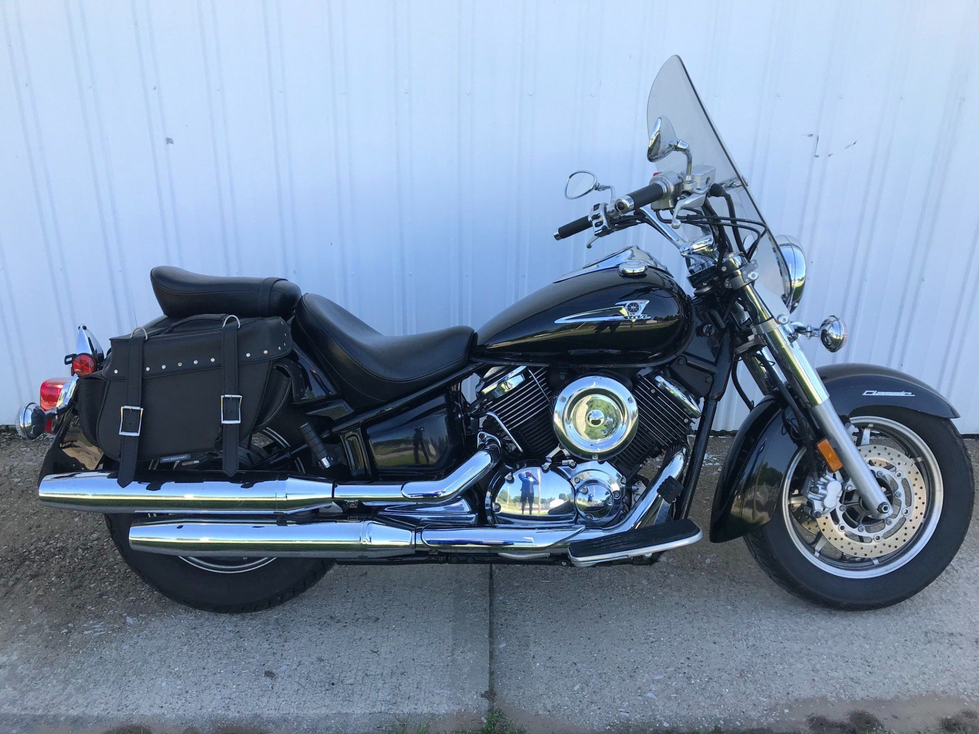 2007 Yamaha V Star® 1100 Classic in Coloma, Michigan
