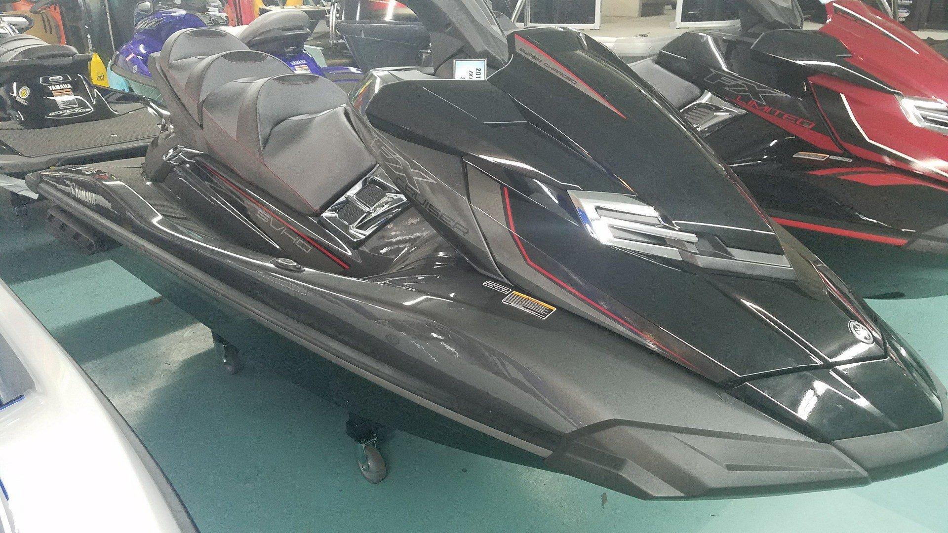 2018 yamaha fx cruiser svho for sale coloma mi 97230 for Yamaha fx cruiser