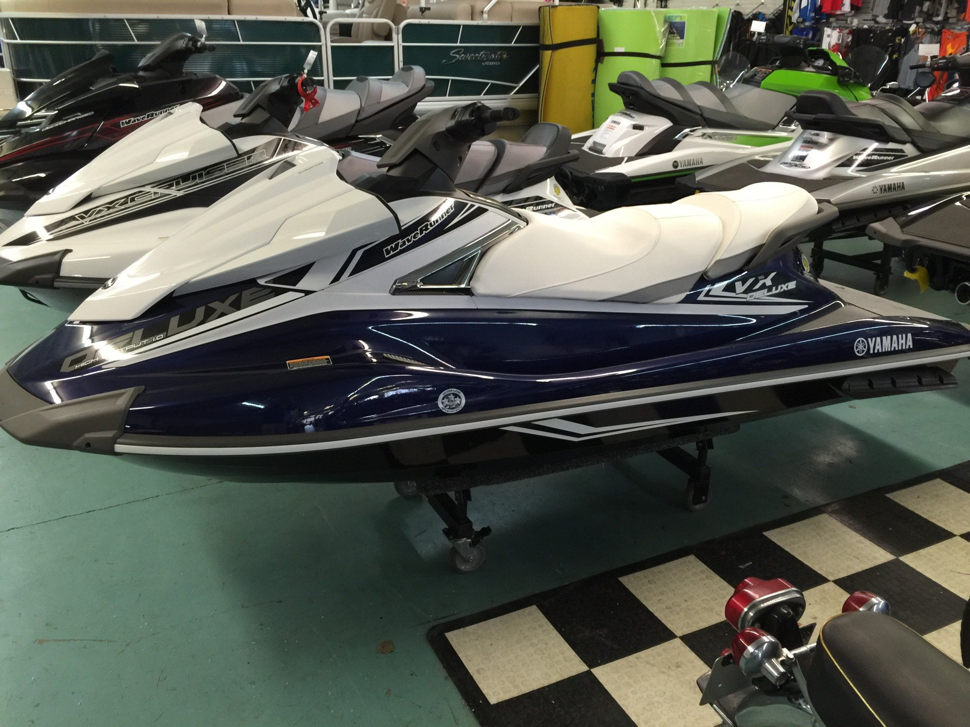 2016 Yamaha VX Deluxe for sale 3251