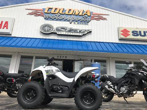 2019 Kawasaki KFX 90 in Coloma, Michigan