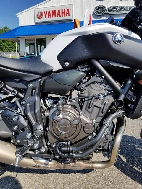 2018 Yamaha MT-07 in Coloma, Michigan