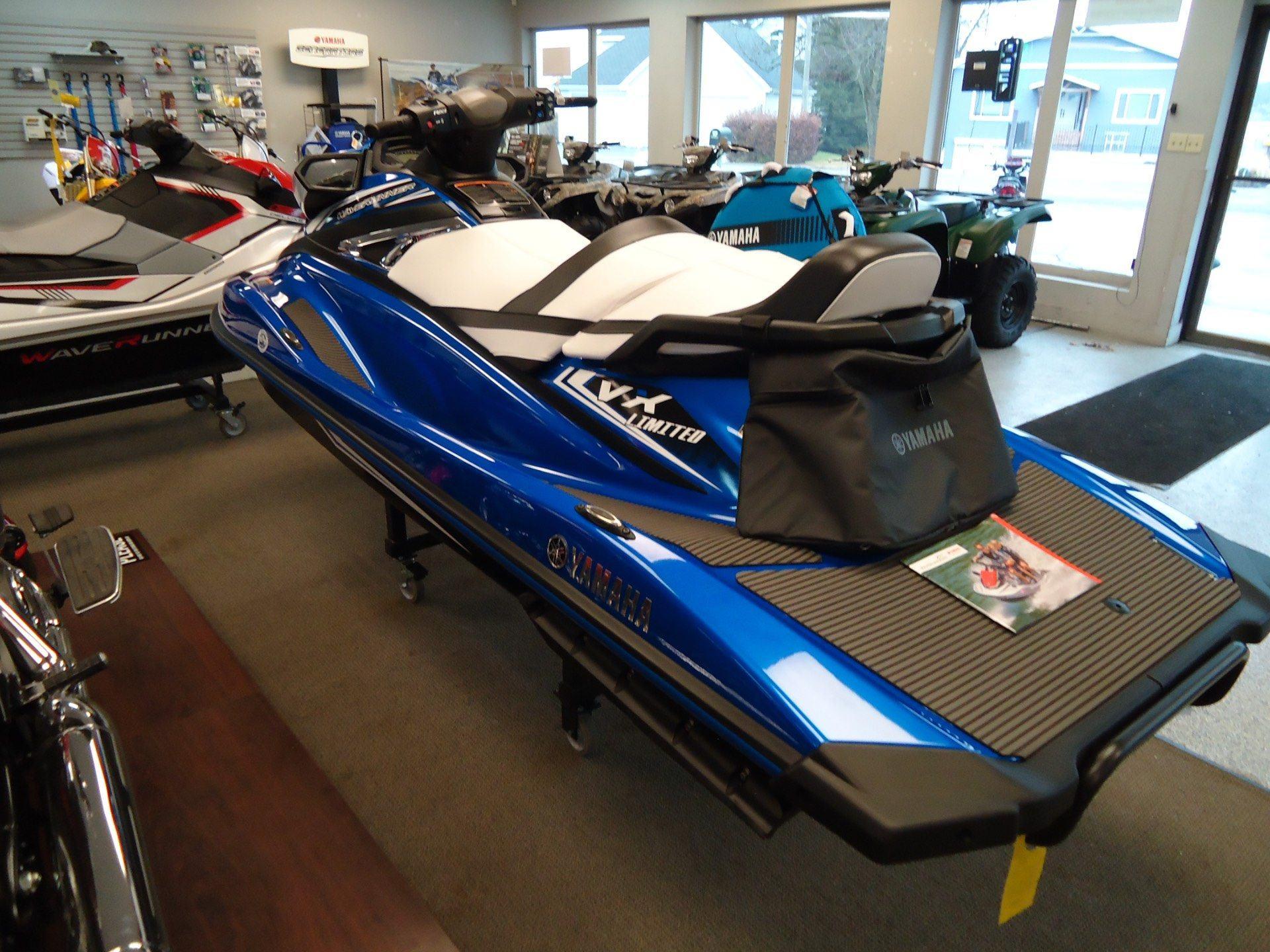 2017 Yamaha VX Limited 5