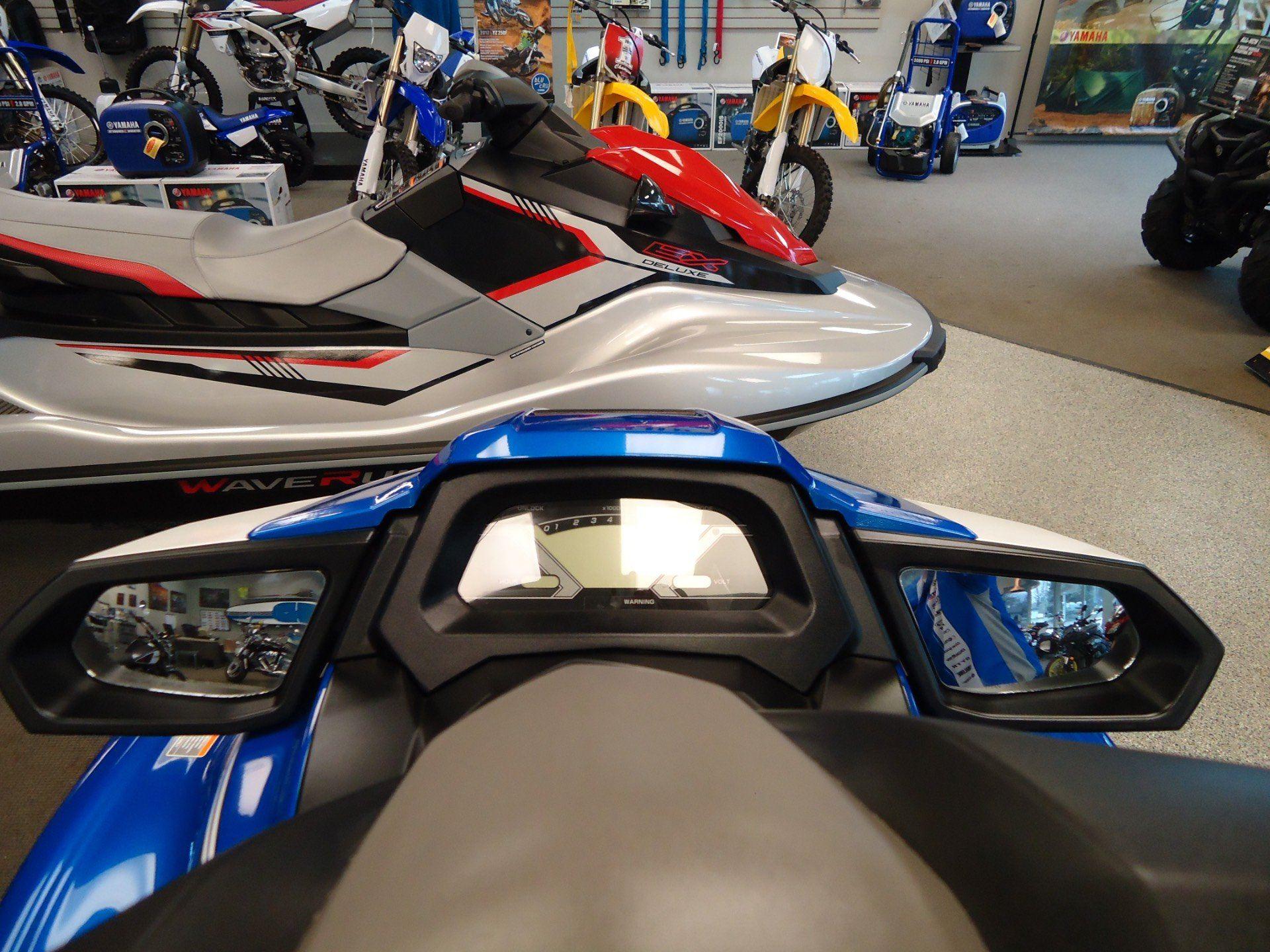 2017 Yamaha VX Limited 8