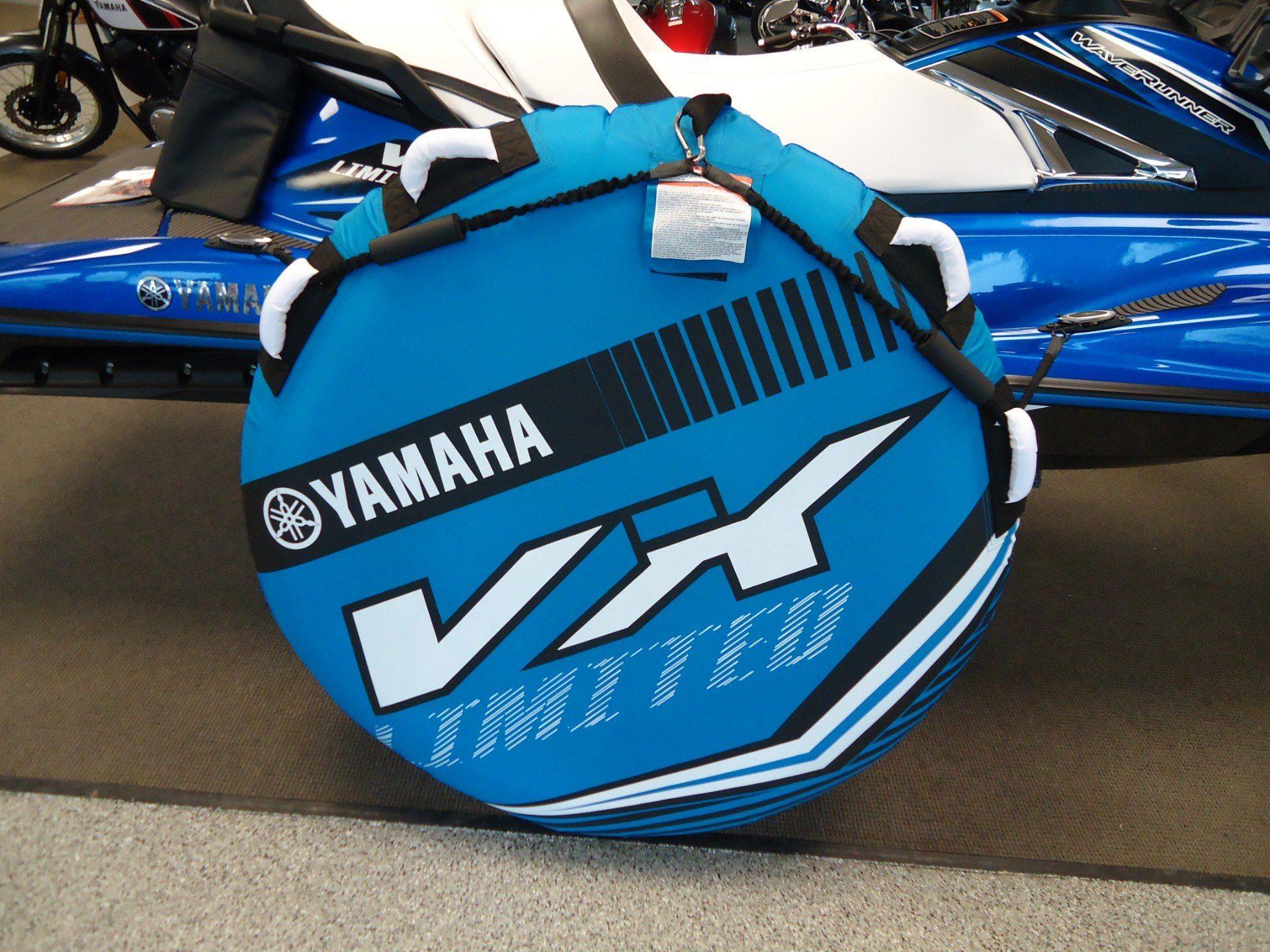2017 Yamaha VX Limited 12