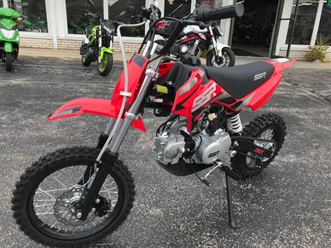 2021 SSR Motorsports SR125 in Coloma, Michigan - Photo 5