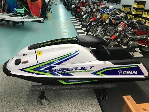 2019 Yamaha SuperJet in Coloma, Michigan - Photo 2