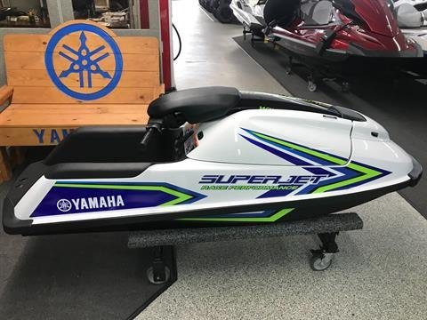 2019 Yamaha SuperJet in Coloma, Michigan - Photo 4