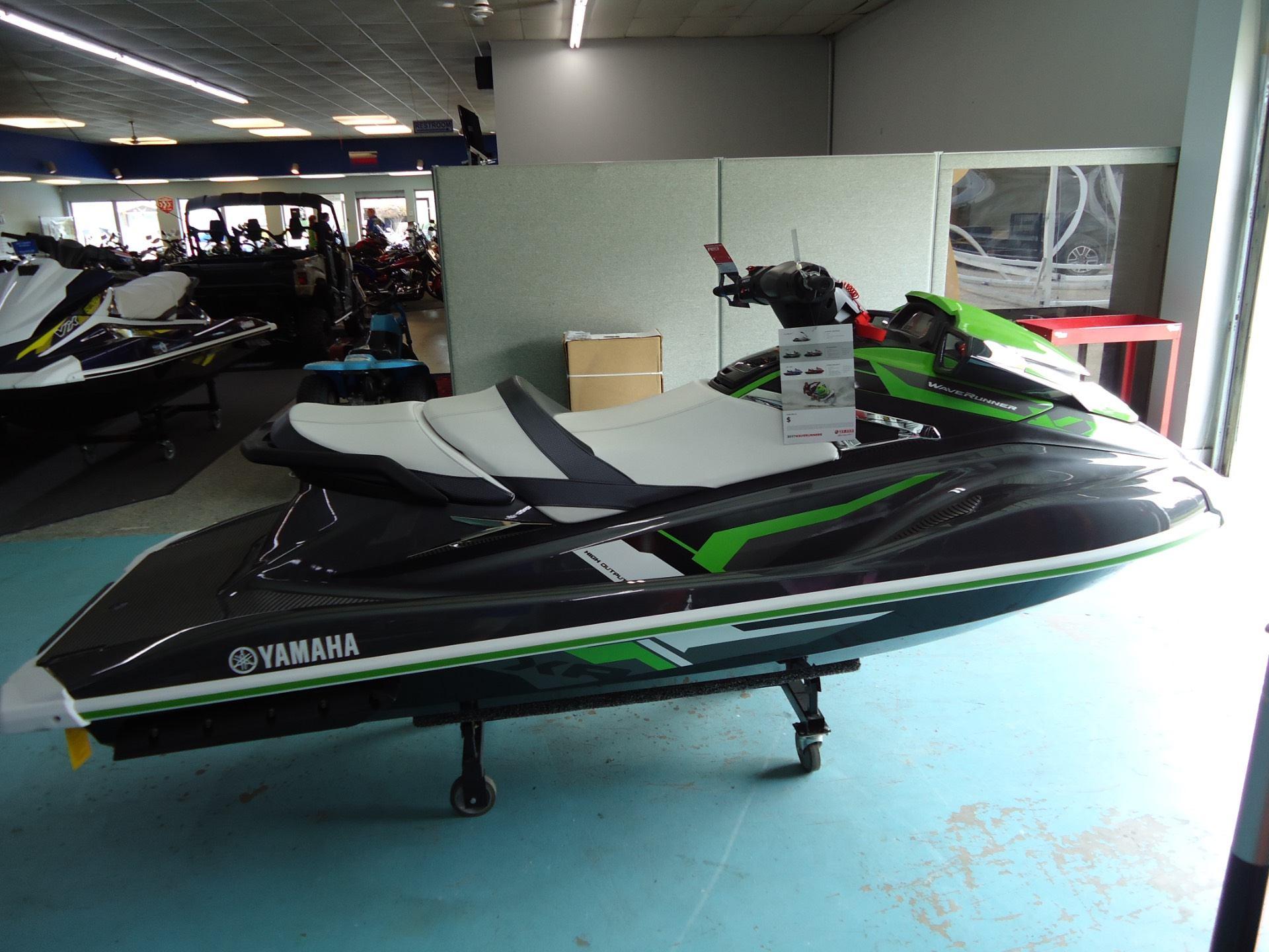 2017 Yamaha VXR 1