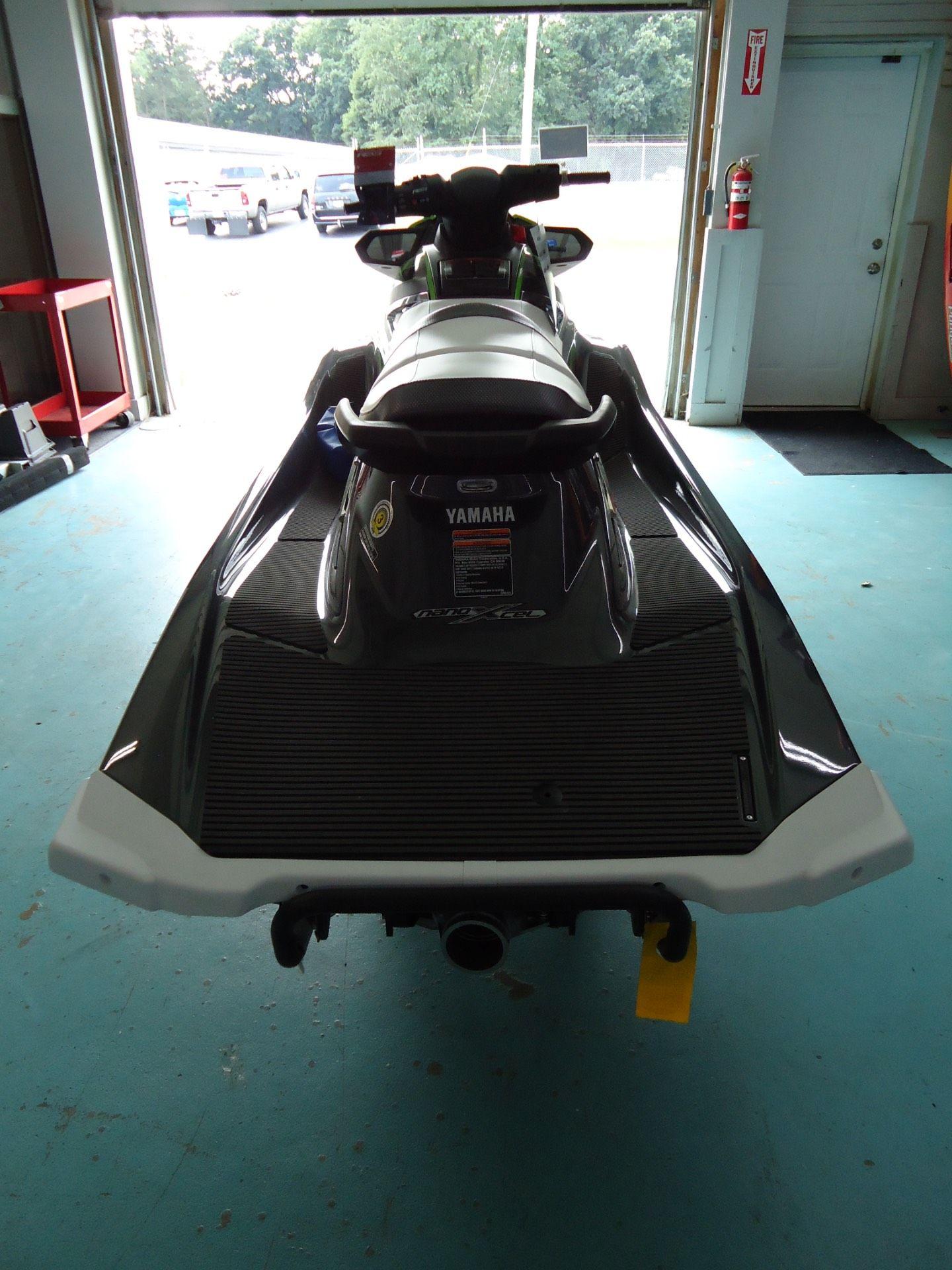 2017 Yamaha VXR 6