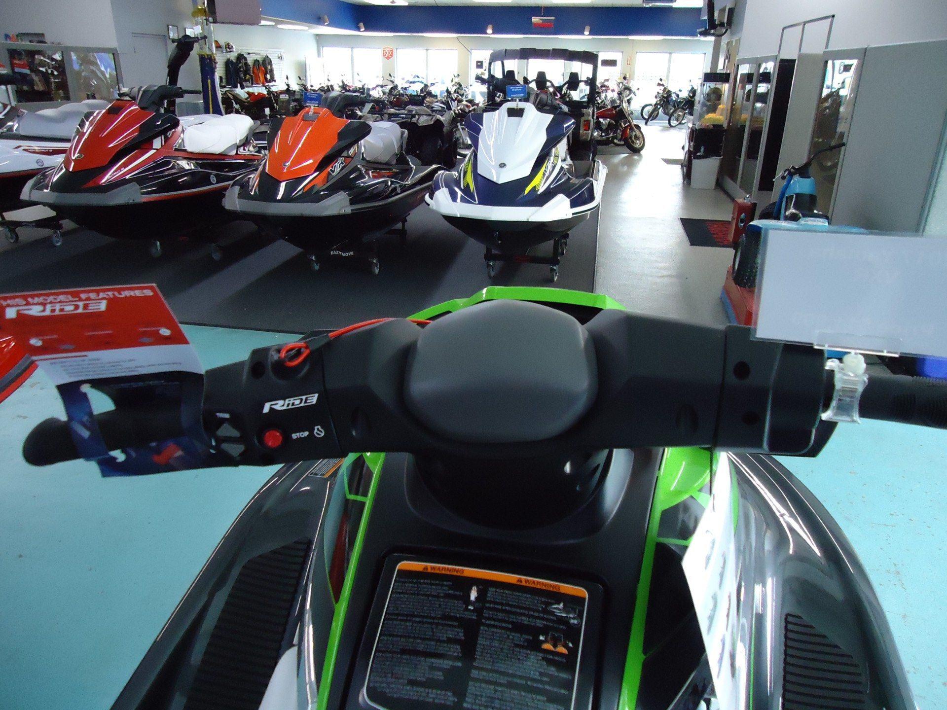 2017 Yamaha VXR 7