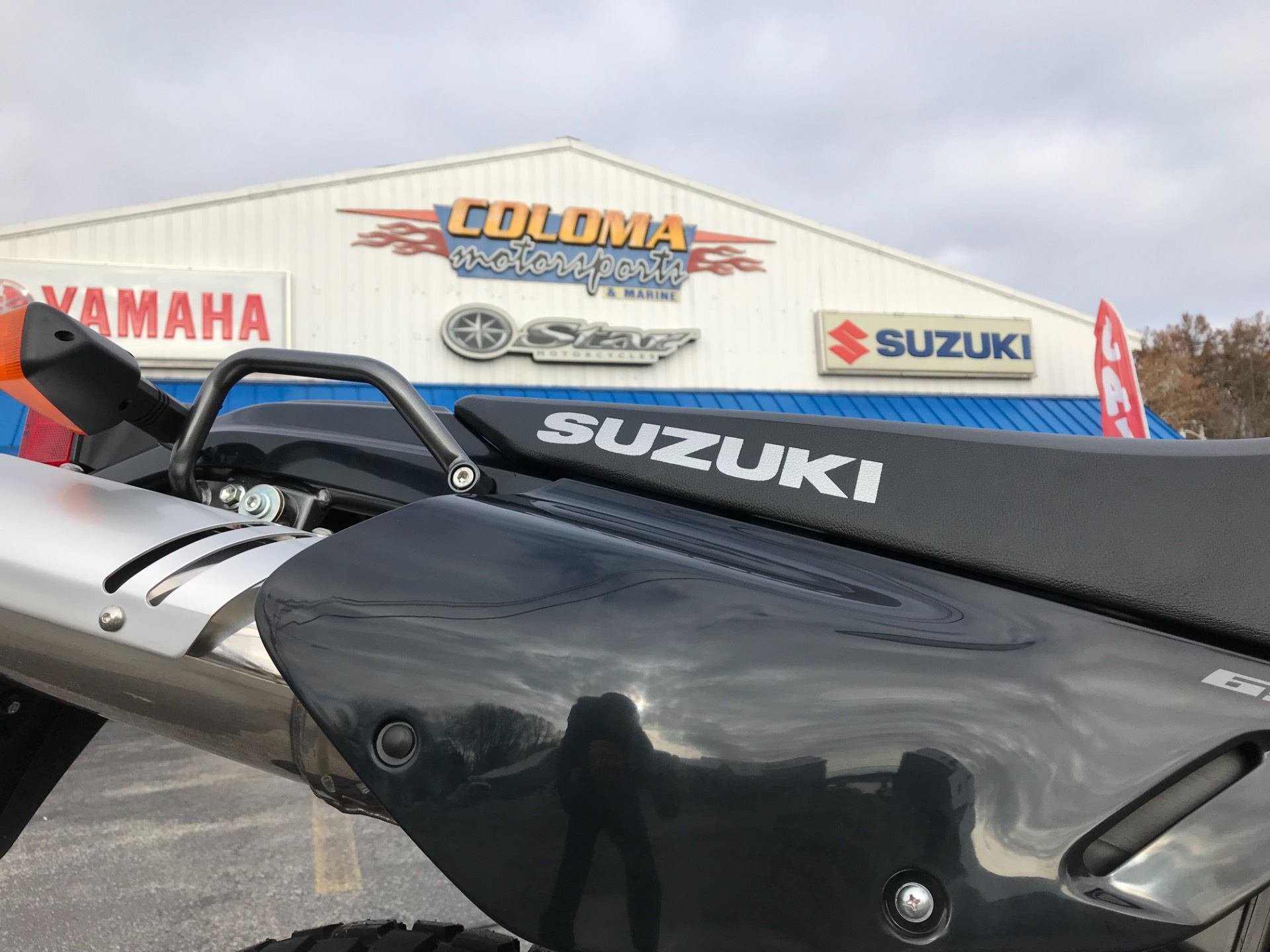 2019 Suzuki DR650S in Coloma, Michigan - Photo 2