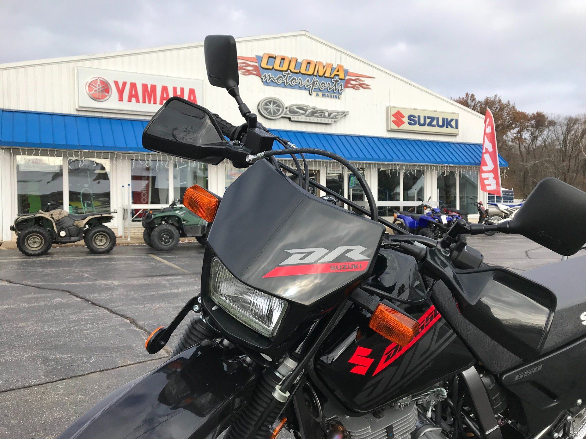 2019 Suzuki DR650S in Coloma, Michigan - Photo 5