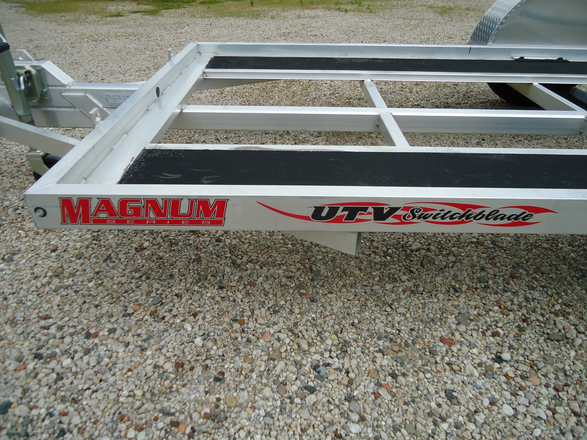 2016 Magnum Trailers Switchblade 6x12 UTV in Coloma, Michigan