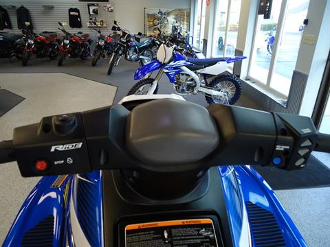 2018 Yamaha VX Cruiser HO in Coloma, Michigan