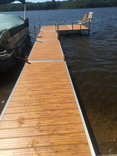 2018 SHOREMASTER - Manufacturers RS4x10 Dock Package in Coloma, Michigan