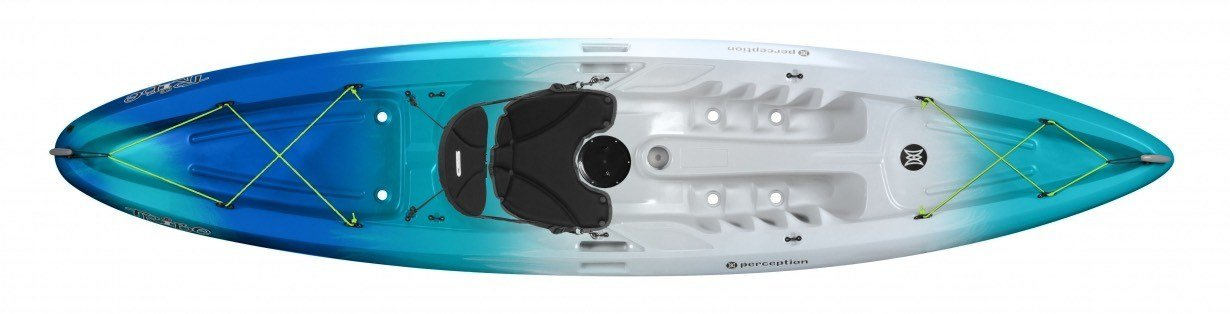 new 2017 perception kayak tribe 11 5 non powered boats in coloma mi