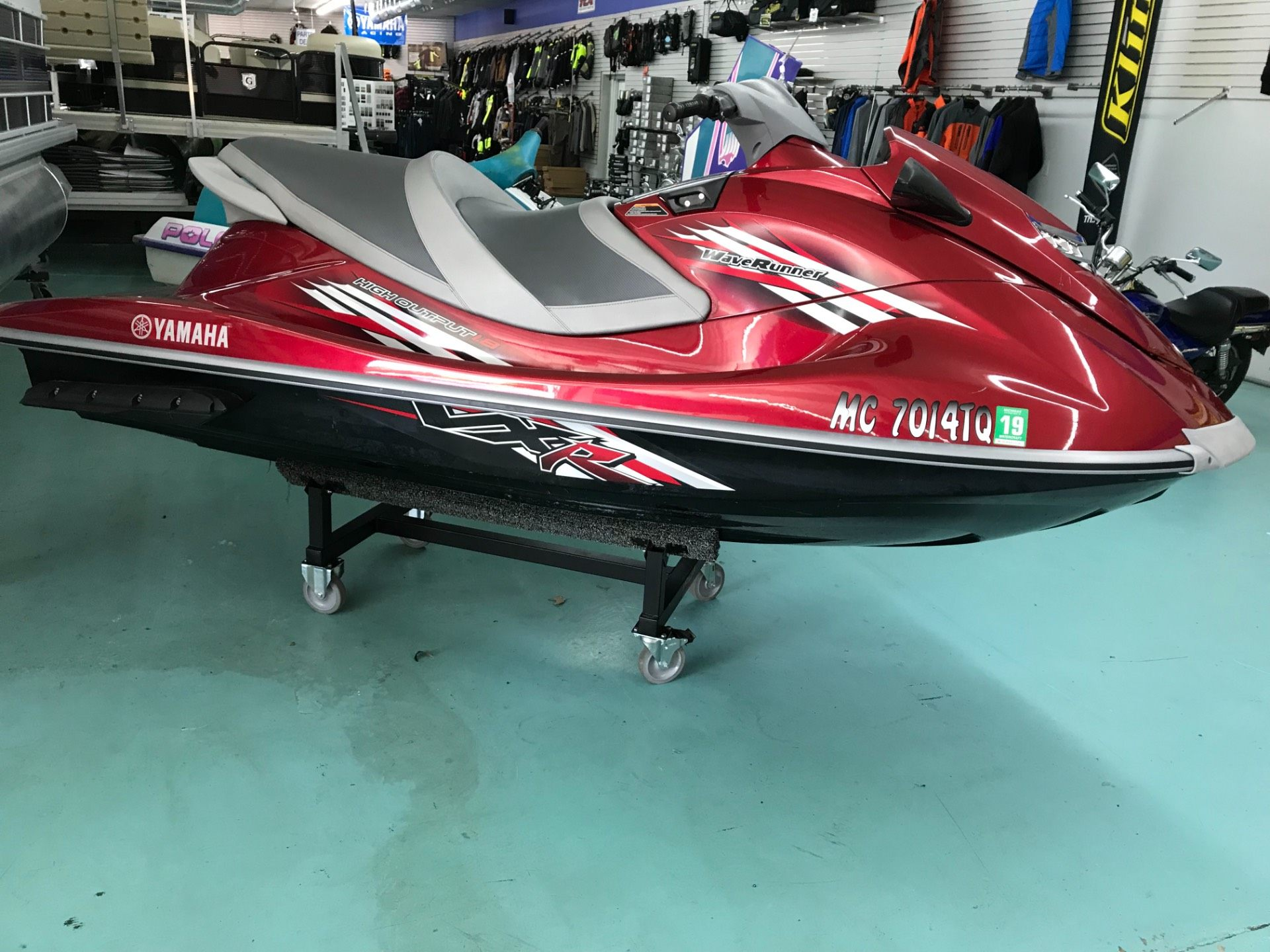 2012 Yamaha VXR for sale 197760