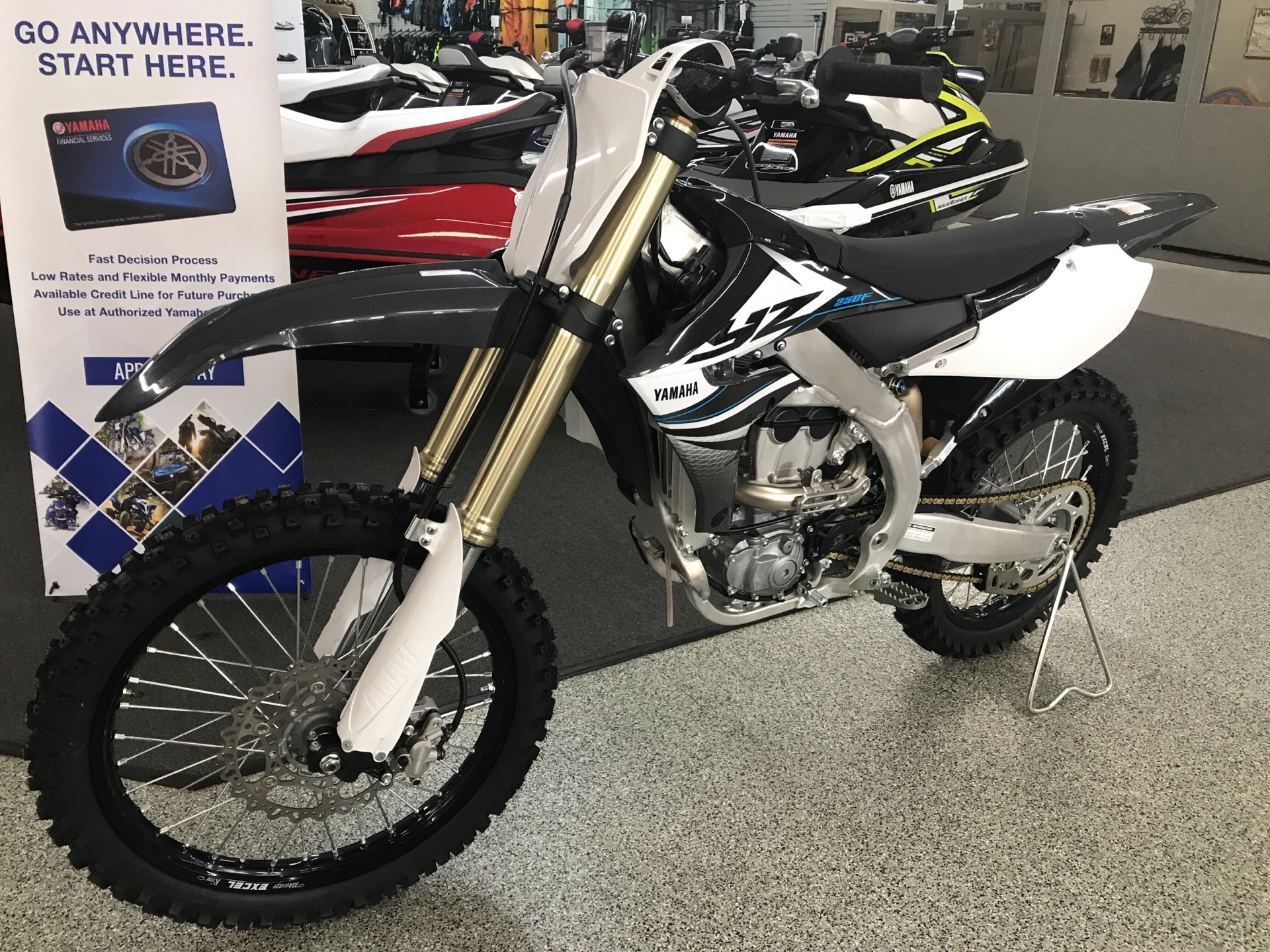 2020 Yamaha YZ250F in Coloma, Michigan - Photo 4