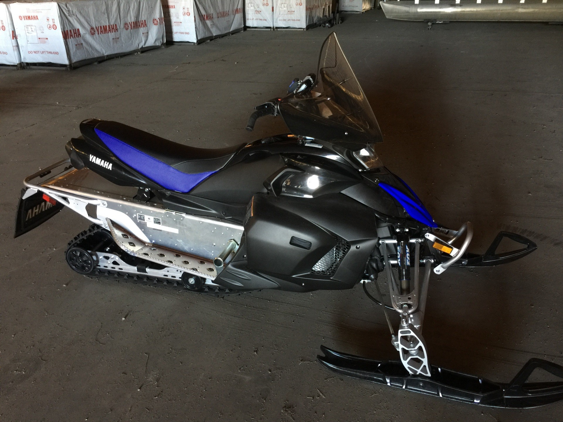 2016 Yamaha Phazer R-TX in Coloma, Michigan