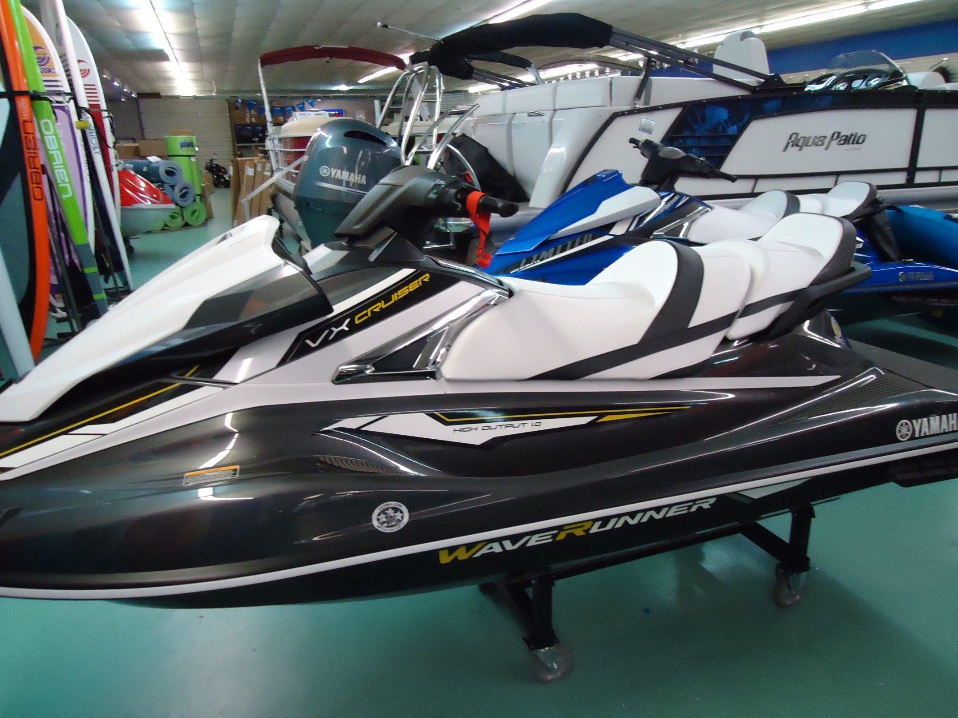 2017 Yamaha VX Cruiser 3