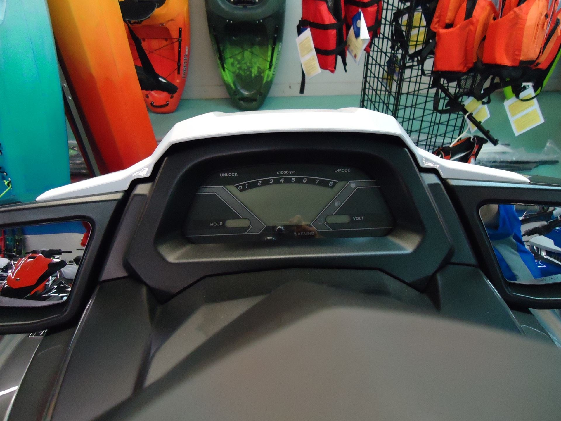 2017 Yamaha VX Cruiser 6