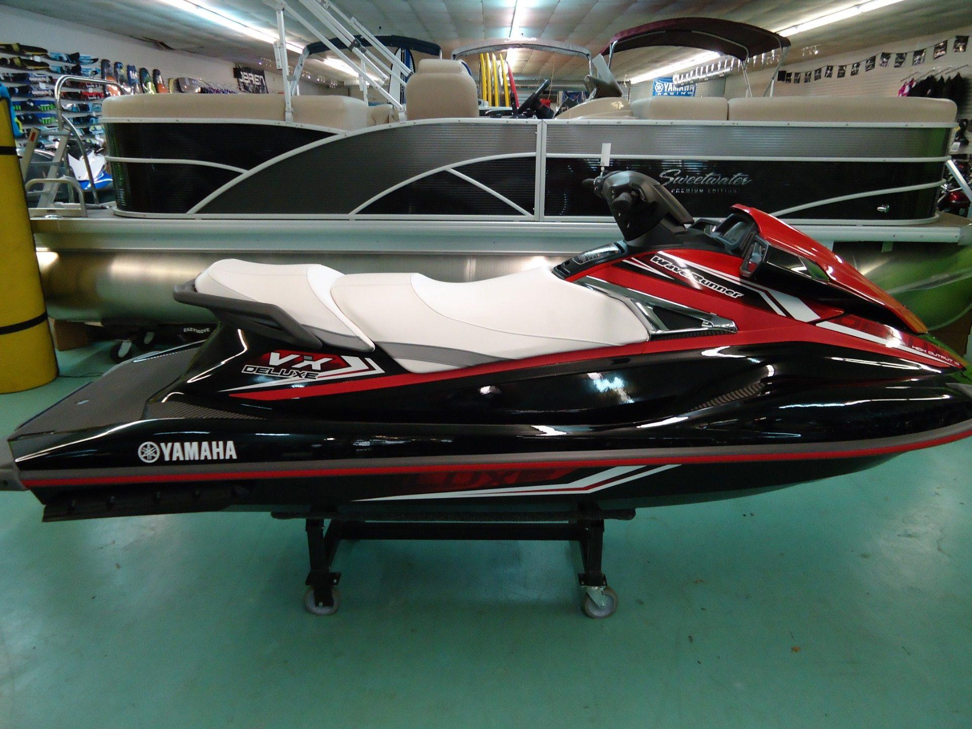2016 Yamaha VX Deluxe for sale 130997
