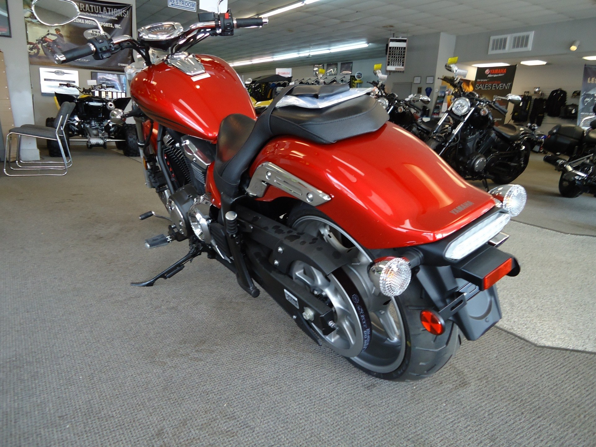 2012 Yamaha Stryker in Coloma, Michigan