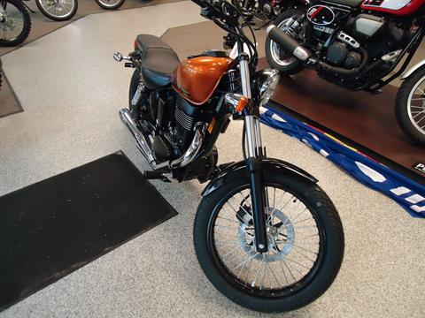 2017 Suzuki Boulevard S40 in Coloma, Michigan