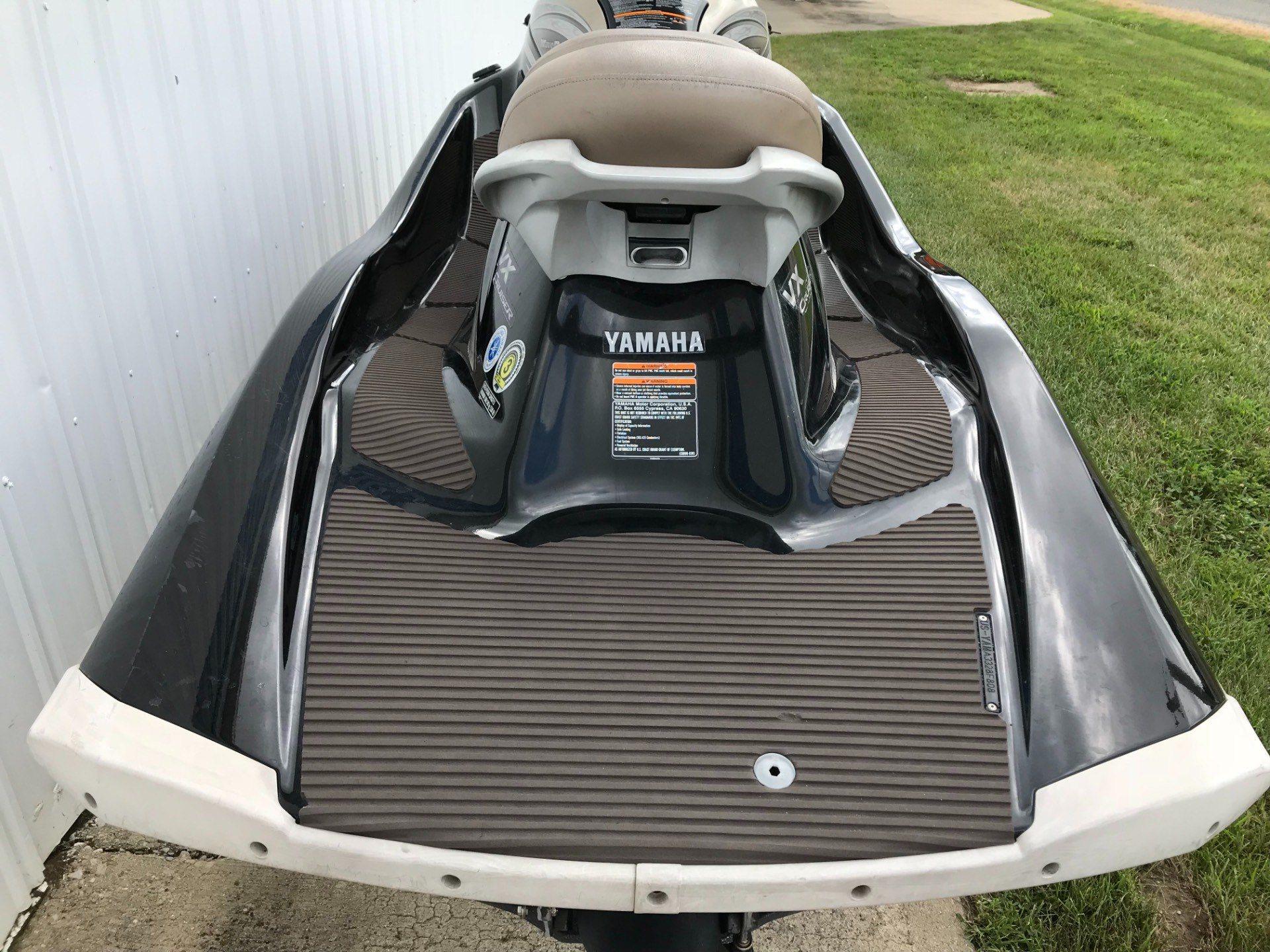 2008 Yamaha VX1100A-GB 3