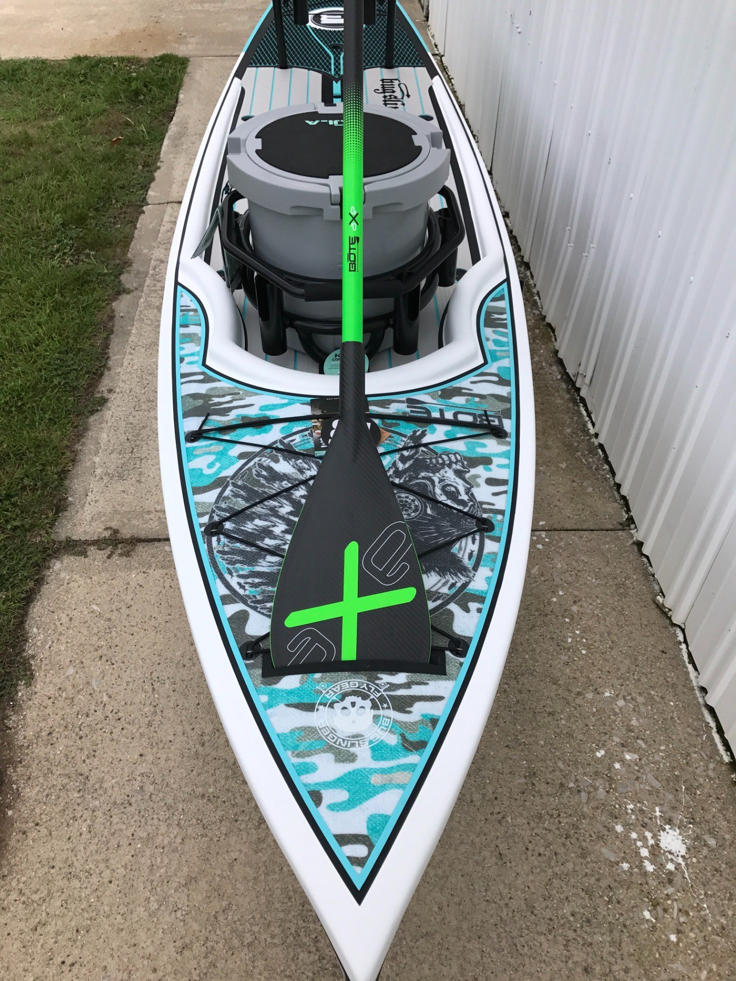 2017 Bote 12' Rackham Bugslinger in Coloma, Michigan - Photo 5