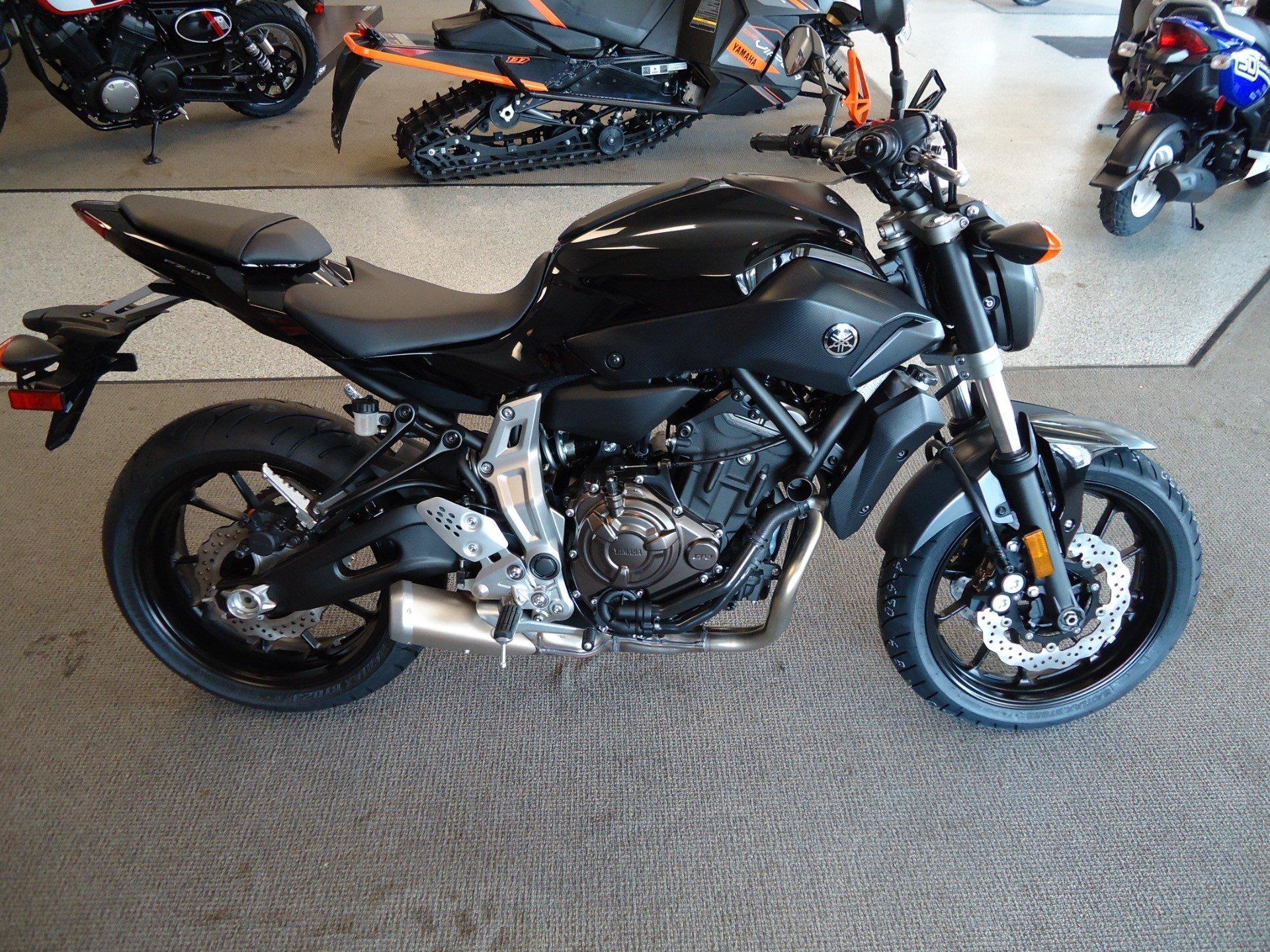 2016 Yamaha FZ-07 for sale 52916
