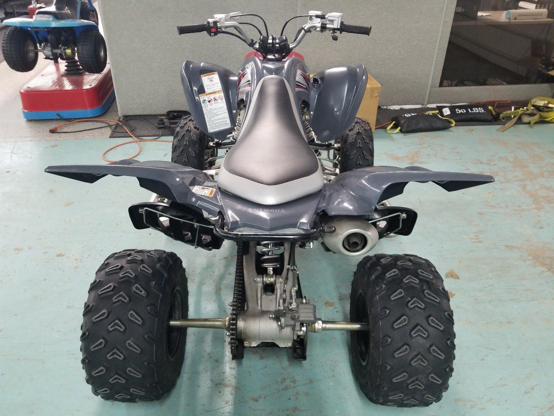 2008 Yamaha Raptor 700R 6