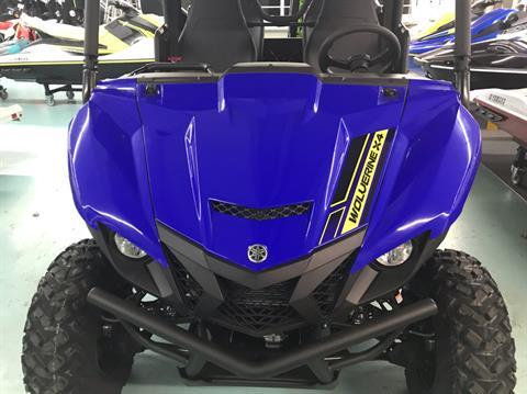 2020 Yamaha Wolverine X4 in Coloma, Michigan - Photo 4
