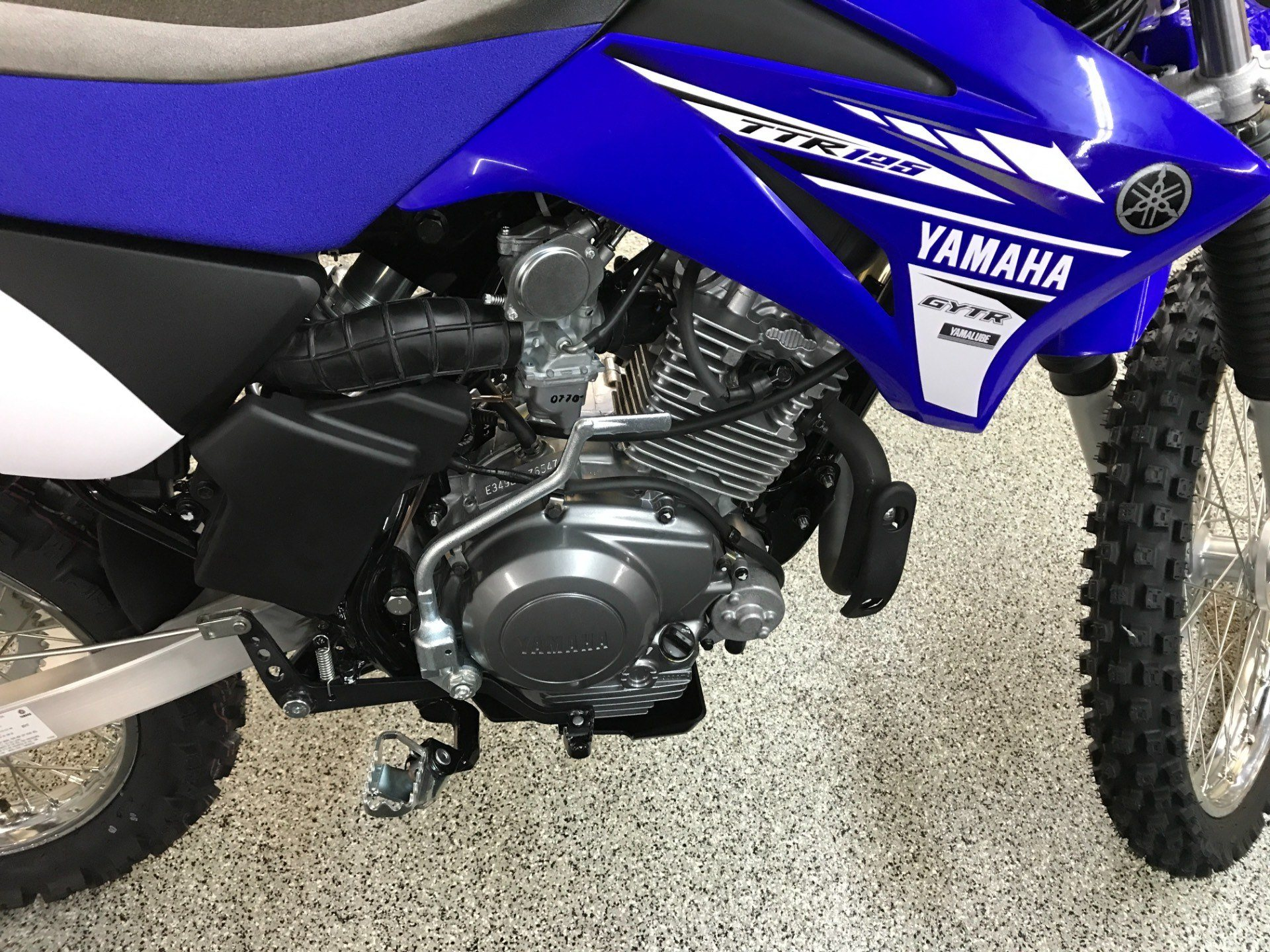 2017 Yamaha TT-R125LE in Coloma, Michigan