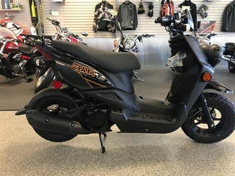 2018 Yamaha Zuma 50F in Coloma, Michigan