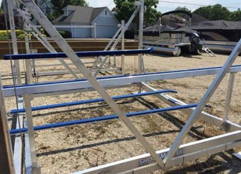 2020 SHOREMASTER - Manufacturers DVS 4010 Boat Lift in Coloma, Michigan
