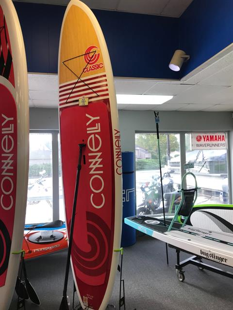 "2016 Connelly Skis Men's Classic 10'9"" in Coloma, Michigan"