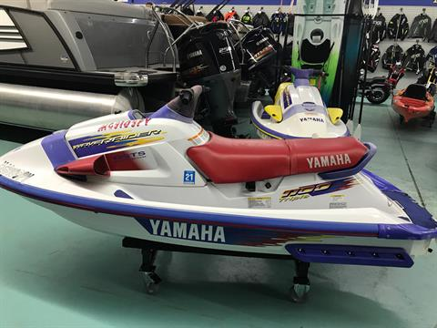 1995 Yamaha Wave Raider 1100 in Coloma, Michigan - Photo 1