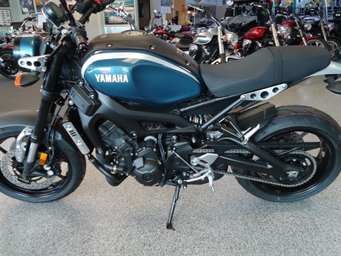 2017 Yamaha XSR900 in Coloma, Michigan