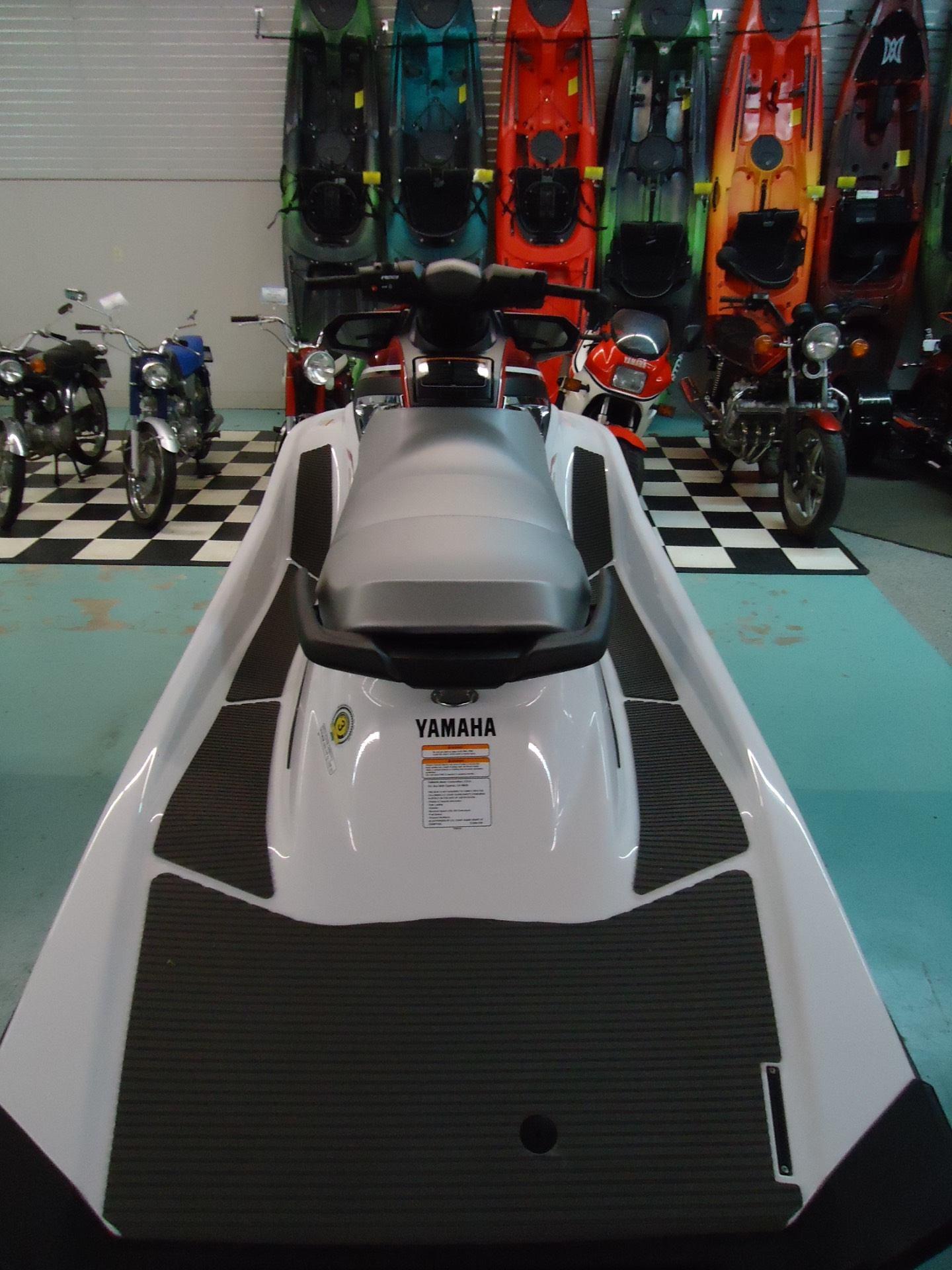 2017 Yamaha VX 4