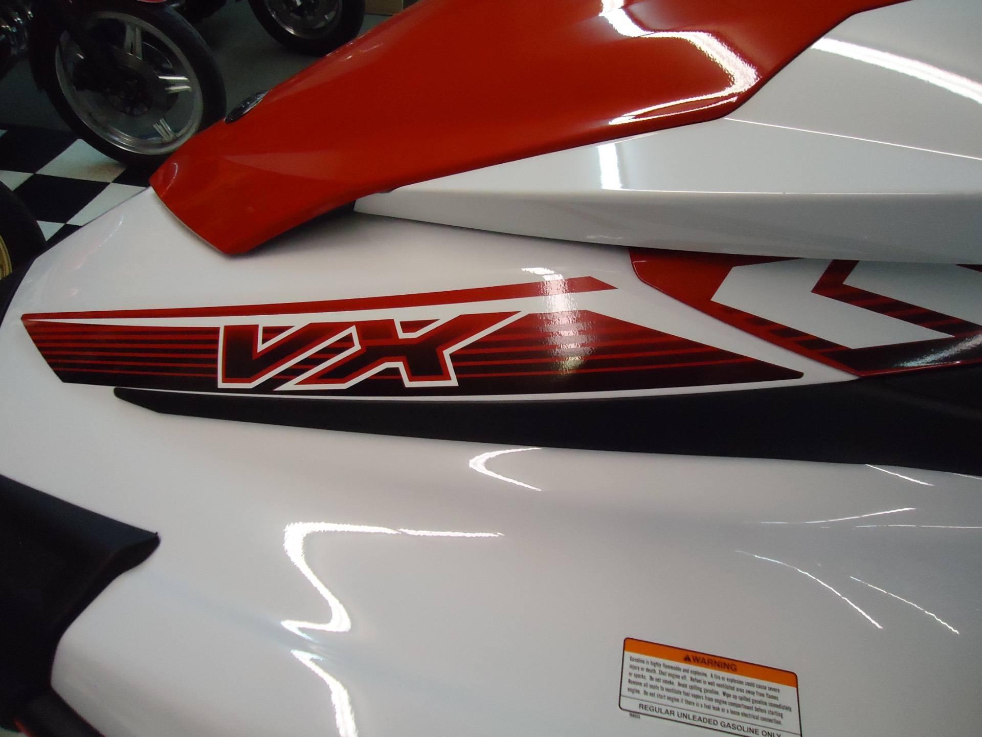 2017 Yamaha VX 8
