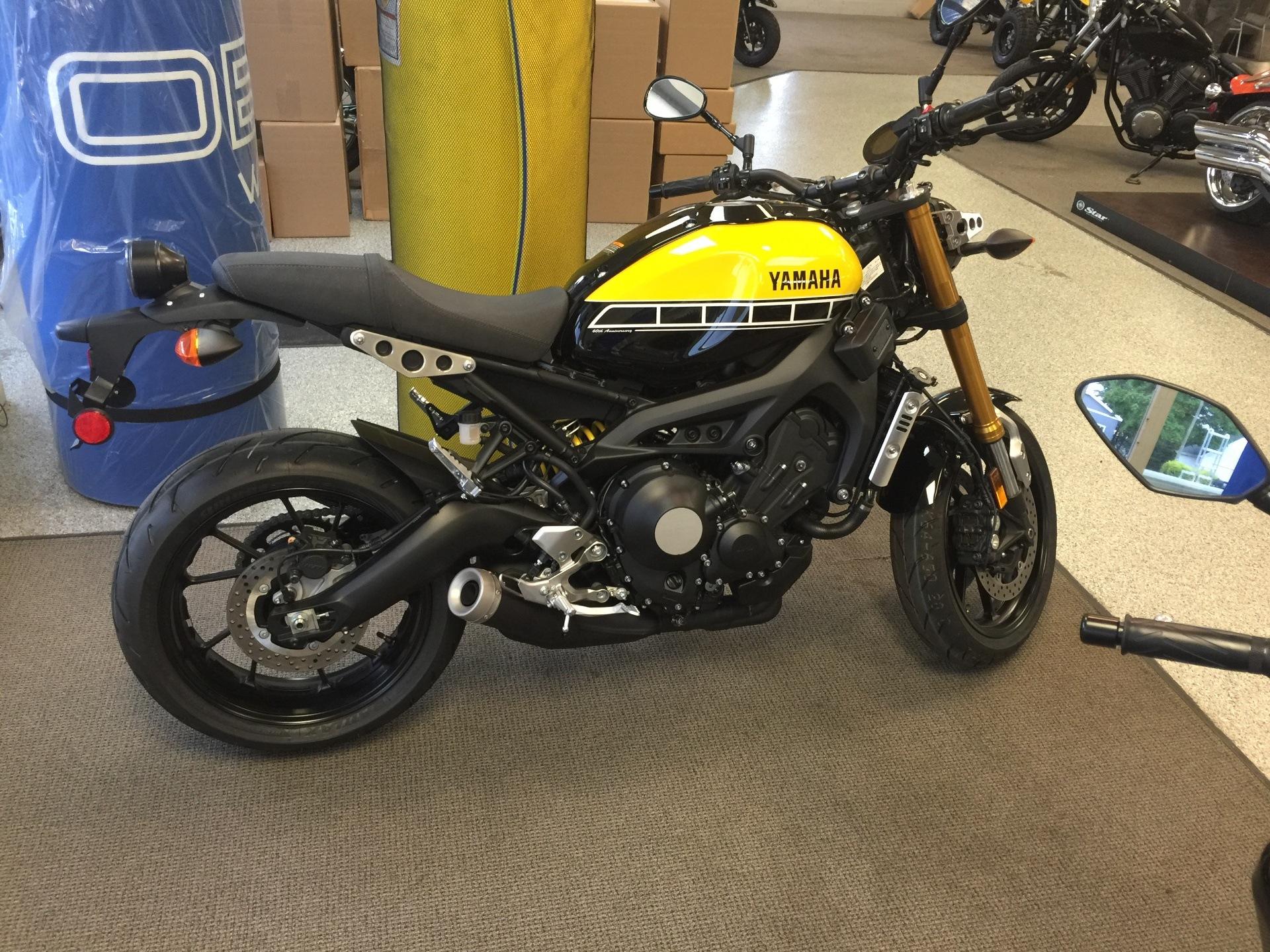 2016 Yamaha XSR900 for sale 120054