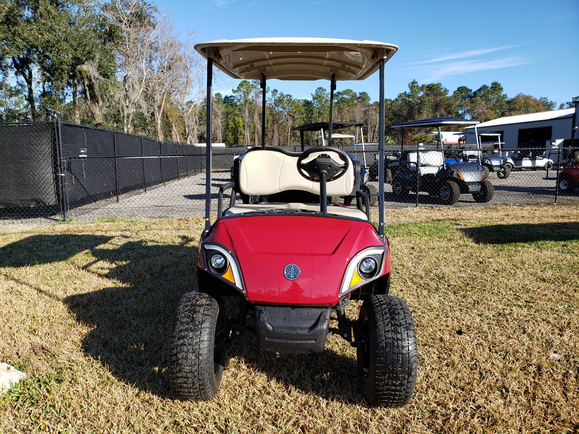 2020 Yamaha Drive2 Fleet DC in Fernandina Beach, Florida - Photo 2