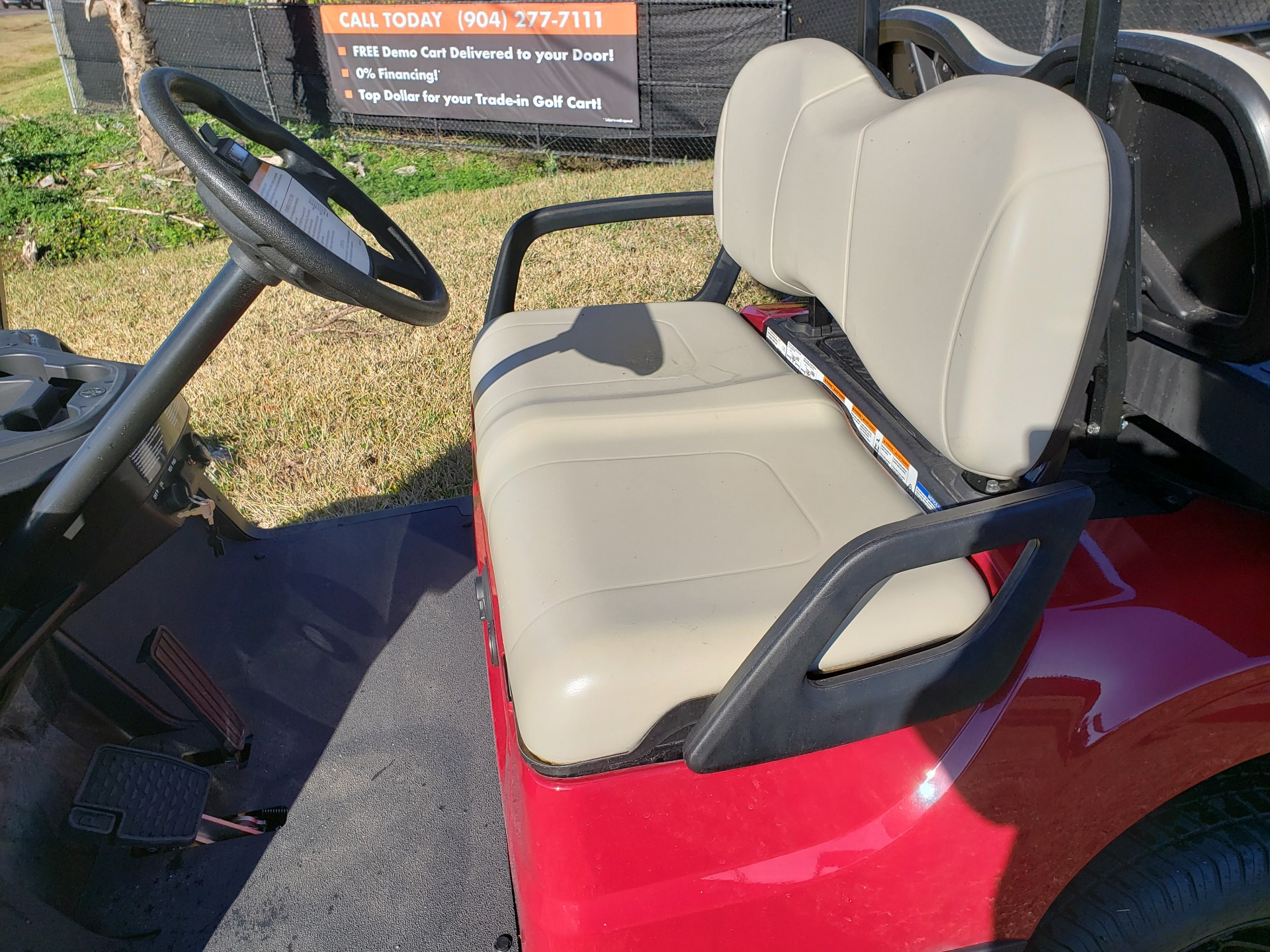 2020 Yamaha Drive2 Fleet DC in Fernandina Beach, Florida - Photo 5